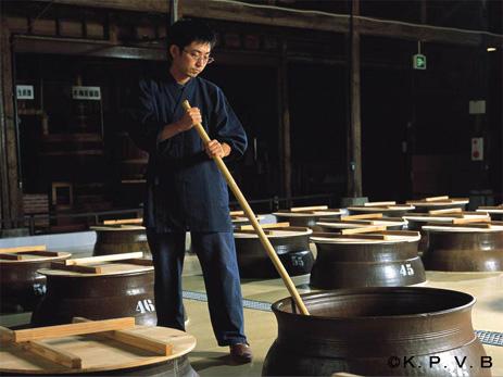 焼酎工場見学